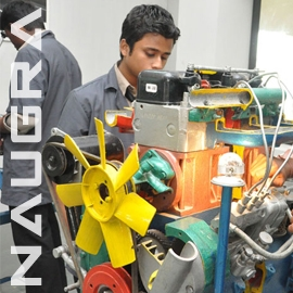 Automobile Engg. Lab Instrument