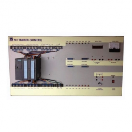 PLC with Application Simulator and HMI  Lab PLC