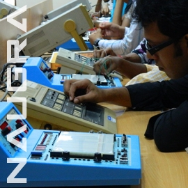 Digital Electronics Trainer