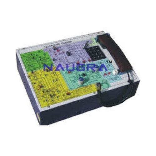 Telephone Exchange System Trainer