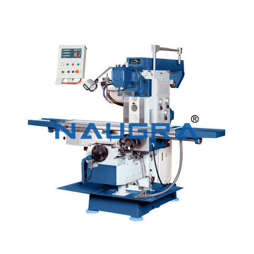 Universal Milling Machine Complete