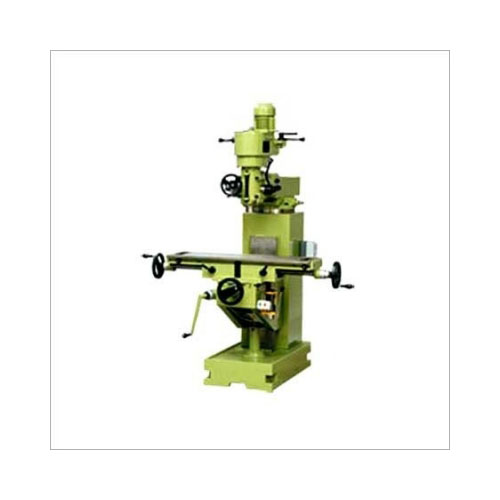 Ram Turret Universal Milling Machine All Auto Feed