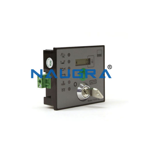 Manual and automatic switch Module