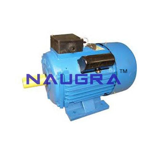 Electric Motor single phase