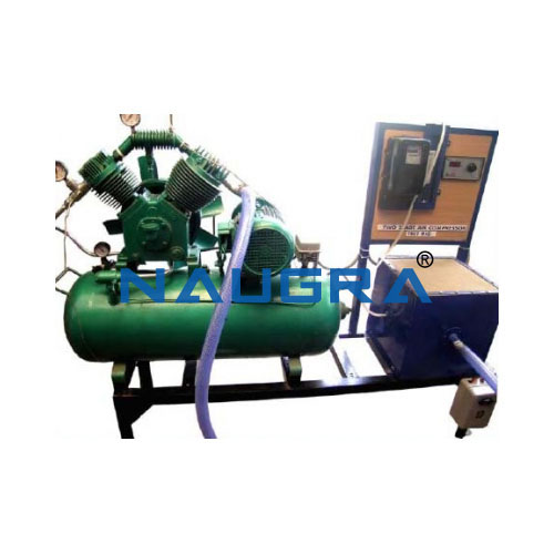 Cylinder Air Compressor Test Rig