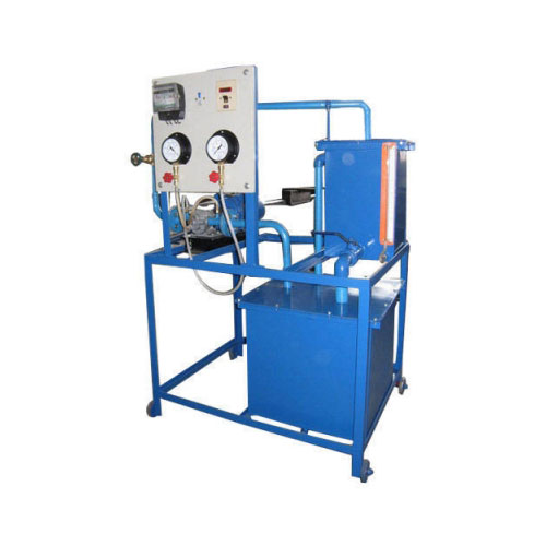 Gear Oil Pump Test Rig