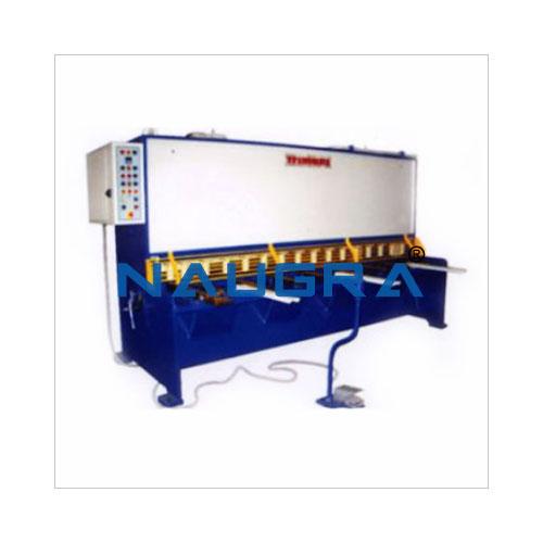 Variable Rake Angle Hydraulic Shears
