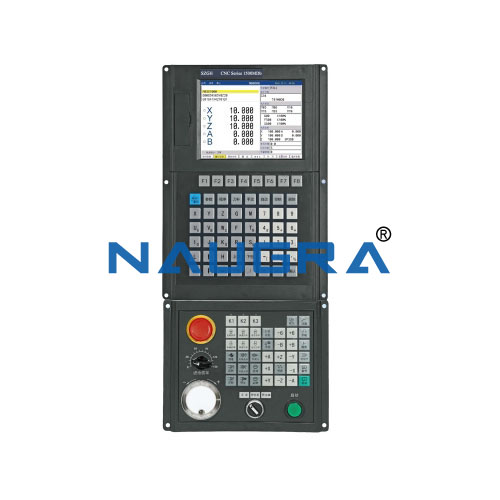 CNC Milling Controller