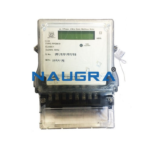 Power supply for DC, AC and three-phase