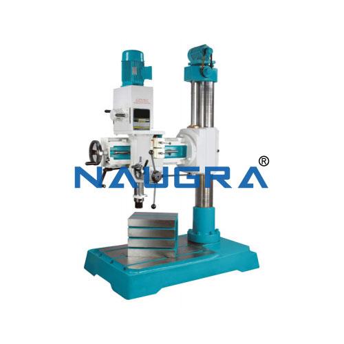 Radial Drilling Machine