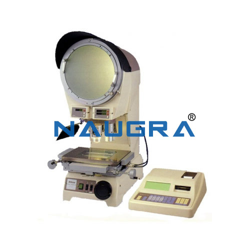 Computer Aided Optical Comparator