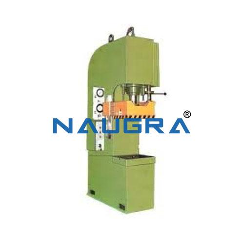 Open Throat & Straightening Hydraulic Press