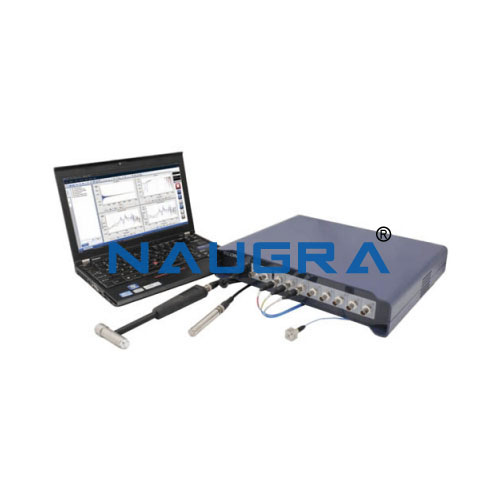 Test and Measurement System with USB and Software