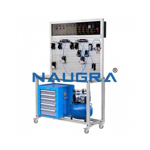 Advanced Electro Pneumatic Trainer