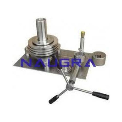 Dead-weight piston gauge