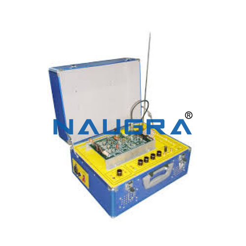 Radio Communication Training System, Complete Trainer Set