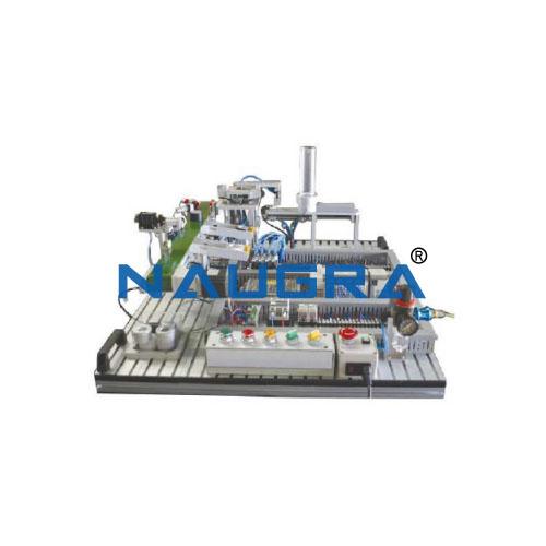 Mechatronics automation system