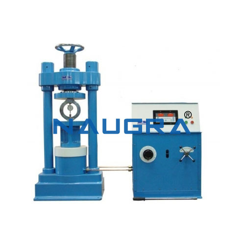 Compression Testing Machine for Concrete