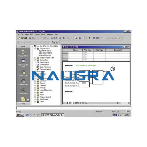 Software Package for PLC Unit ,single License