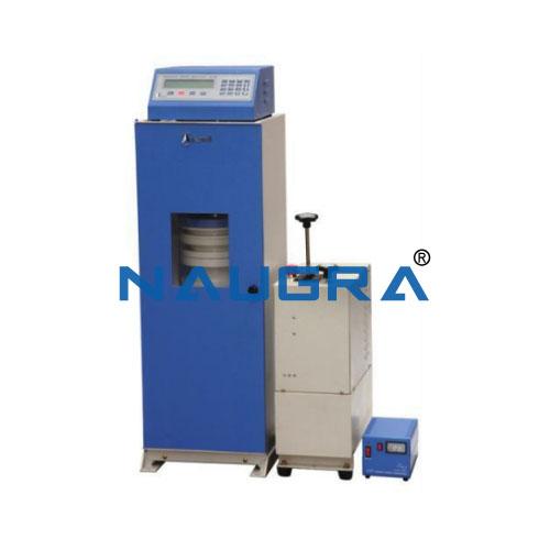 Compression Testing Machine Digital