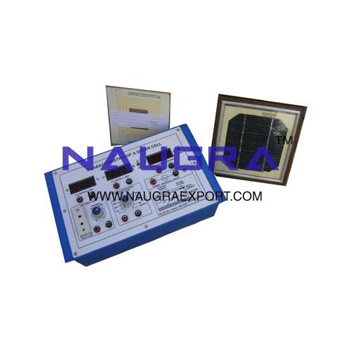 Solar Power Generation System (Trainer)