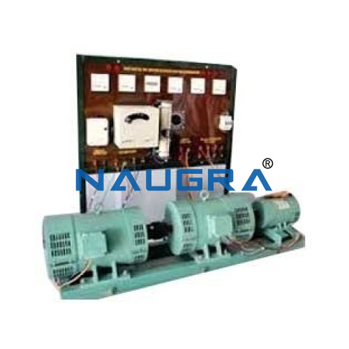 Training Model -Motor Generator Set