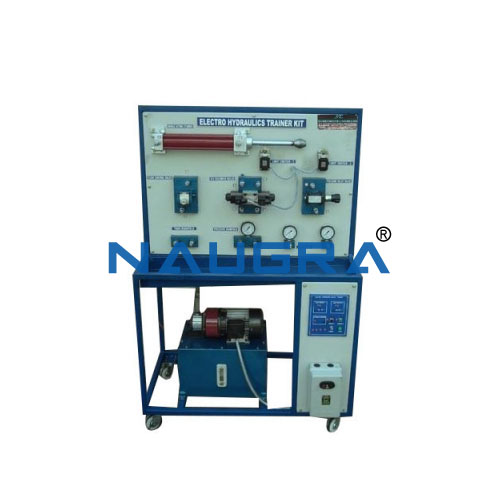 Electro-Hydraulics Training system