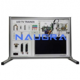 LED TV Television Trainer