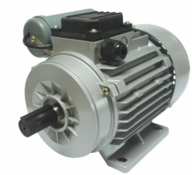 Single-phase AC-motor