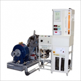 Twin Cylinder Four Stroke Water Cooled Diesel Engine Test Rig