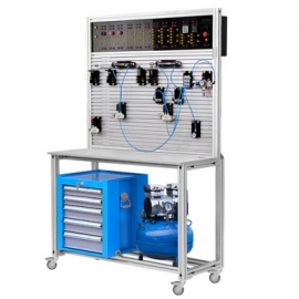 Electro pneumatics Training system