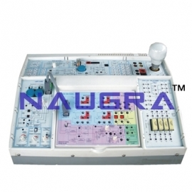 2.Electrical Power Engineering Test EQuiQment Power Electronic Trainer