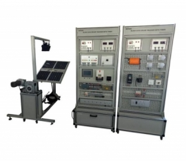 Advanced Three phase PV On-grid Training System