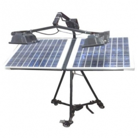 Training Model-Solar PV Installation System
