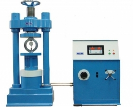Compression Testing Machine for Concrete