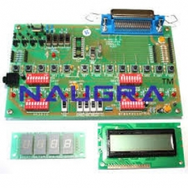 Logic Training Board (Counters & Shift Registers)