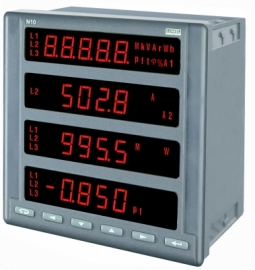 Universal power supply for DC and Three-Phase Current