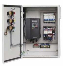 Controlling Electric Drive System with PLC