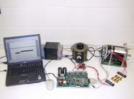 Electrical Drives and Power Electronics Lab