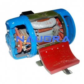 Phase Synchronous Motor Working Model