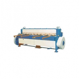 Undercrank Mechanical Motorised Shearing Machine