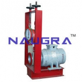 Synchronous Motor With Exciter